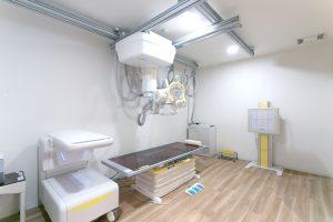 レントゲン、骨密度測定装置